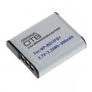 Batteria NP-BG1 / NP-FG1 per Sony Cybershot DSC-H3 / DSC-H3B / DCS-H7, 900 mAh
