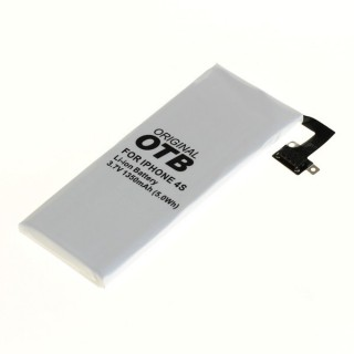 Batteria per Apple iPhone 4S, 1350 mAh