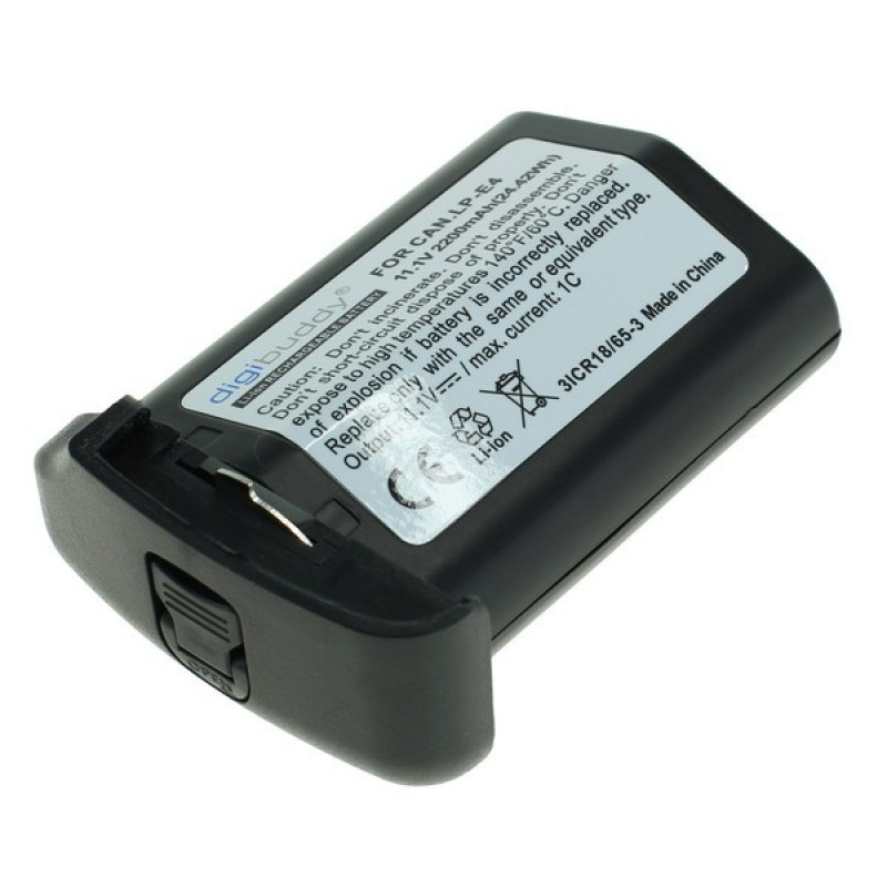 EOS 1d Mark 4 Fotocamera batteria 2600mah per Canon EOS 1d Mark IV