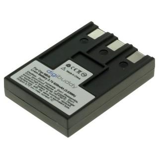 Batteria NB-3L per Canon Digital Ixus 700 / PowerShot SD100 / PowerShot SD500, 820 mAh