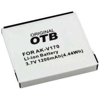 Batteria per Emporia AK-V170, 1200 mAh