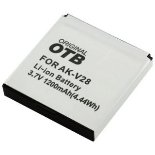 Batteria per Emporia AK-V28 / AK-V29, 1200 mAh