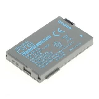 Batteria BP-208 / BP-308 / BP-315 per Canon DC30 / DC210 / MVX450 / Optura S1, 700 mAh