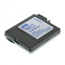 Batteria BP-406 / BP-412 per Canon V3 / IXY DV / Elura 10 / Optura 300, EXP, 700 mAh