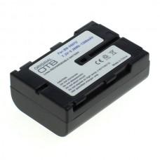 Batteria BN-V607 per JVC DV3U / GR-DV3 / GR-DVY, 1300 mAh