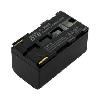 Batteria BP-930 per Canon E1 / DM-MV1 / V40, 4400 mAh