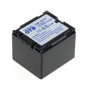 Batteria CGA-DU14 / CGA-DU21 per Panasonic NV-GS10 / PV-GS50 / VDR-M30, 1400 mAh
