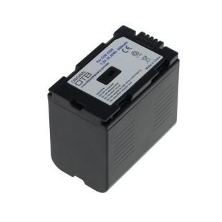 Batteria CGR-D320 per Panasonic NV-MX1 / NV-MX30 / NV-MX8, 3600 mAh