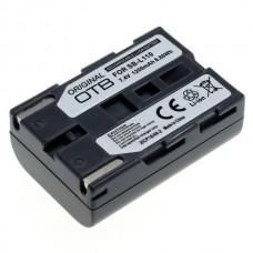 Batteria SB-L110 per Samsung SC-D130 / VP-D20 / VP-D75, 1200 mAh