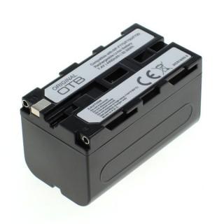 Batteria NP-F550 / NP-F750 per Sony CCD-RV100 / CCD-RV200, 4400 mAh