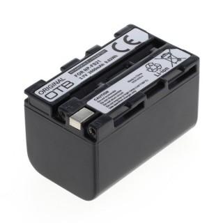 Batteria NP-FS20 / NP-FS21 per Sony CCD-CR1 / DCR-PC1 / DSC-F55K, 2600 mAh