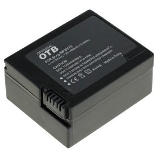 Batteria NP-F70 / NP-FF71 per Sony DCR-HC1000 / DCR-IP5 / DCR-PC350, 1400 mAh