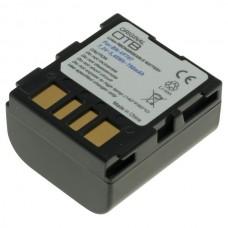 Batteria BN-VF707 per JVC GZ-MG505 / GR-D250 / GR-X5, 750 mAh