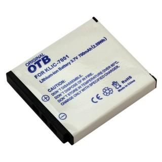 Batteria KLIC-7001 per Kodak Easy Share M320 / V550, 700 mAh