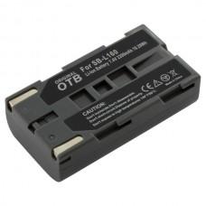 Batteria SB-L110A / SB-L160 / SB-L320 / SB-L480 per Samsung SC-D180 / VM-A110 / VP-M50, 2200 mAh