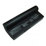 Batteria per Asus Eee PC 1000 / 1000H / 901 / 904, nero, 6600 mAh