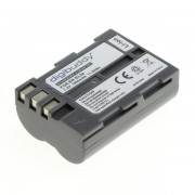 Batteria EN-EL3 / EN-EL3A / EN-EL3E per Nikon D50 / D70 / D80 / D90, 1600 mAh