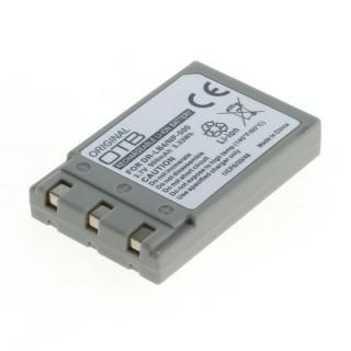 Batteria NP-500 / NP-600 per Minolta Dimage G400 / G500 / G600, 900 mAh