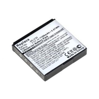 Batteria per Emporia AK-V30, 1100 mAh