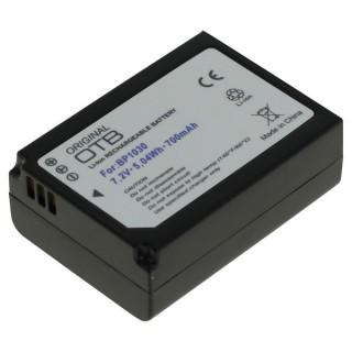 Batteria BP1030 per Samsung NX200 / NX300 / NX500 / NX1000, 700 mAh