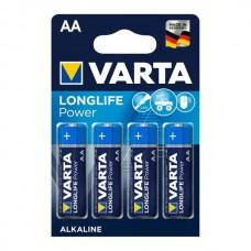 Varta LongLife batteria AA, 4 pezzi