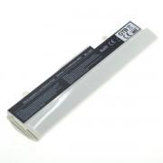 Batteria per Asus Eee PC 1001 / 1001H, bianca, 4400 mAh