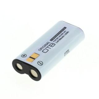 Batteria BR-402 / BR-403 per Olympus DS-2300 / DS-3300 / DS-4000, 800 mAh