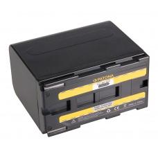 Batteria BBP-941 / BP-945 za Canon E1 / DM-MV1 / V40, 6000 mAh