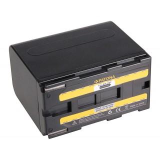 Batteria BP-945 per Canon E1 / DM-MV1 / V40, 6000 mAh