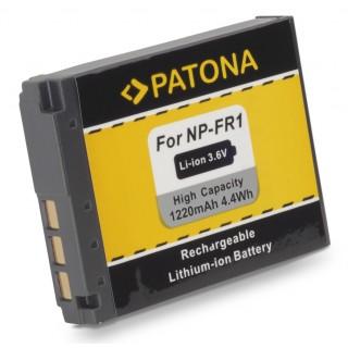 Batteria NP-FR1 per Sony Cybershot DSC-G1  / DSC-P200 / DSC-V3, 1220 mAh