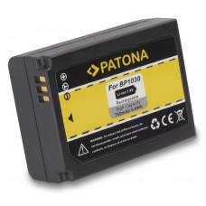 Batteria BP1030 per Samsung NX200 / NX300 / NX500 / NX1000, 750 mAh