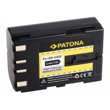 Batteria BN-V408 per JVC DV1800 / DVL100 / ZR30, 900 mAh