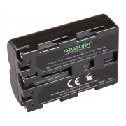 Batteria NP-FM500H per Sony Alpha 57 / 65 / 77 / 99, 2040 mAh