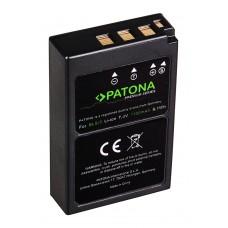 Batteria BLS-5 per Olympus E-PL2 / E-PL5 / E-PL6, 1100 mAh