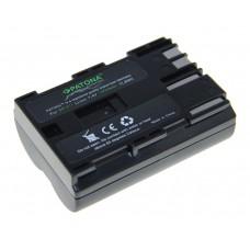 Batteria BP-508 / BP-511 / BP-511A / BP-512 / BP-514 per Canon EOS 100 / EOS D60 / Powershot G6, 1600 mAh