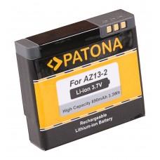 Batteria per Xiaomi Yi AZ13-2, 890 mAh