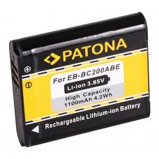 Batteria BC200 per Samsung Galaxy Gear 360 / SM-C200, 1100 mAh