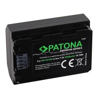 Batteria NP-FZ100 per Sony Alpha 7 III / Alpha 9, 2040 mAh