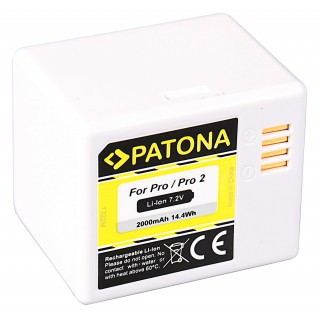 Batteria per Arlo Pro / Pro 2, 2000 mAh