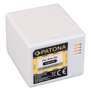 Batteria per Arlo Go, 3660 mAh