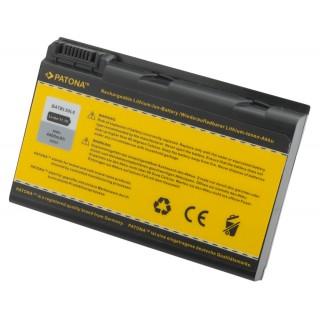 Batteria per Acer Aspire 3100 / 5100 / 5110 / 9110 / 9120, 11.1 V, 4400 mAh