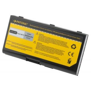 Batteria per Asus M70 / F70 / G71 / G72 / N70 / N90 / X71 / X72, 4400 mAh