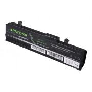 Batteria per Asus Eee PC 1011 / 1015 / 1016, nera, 5200 mAh