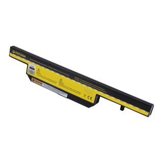 Batteria per Clevo B7110 / C4100 / C4500 / 4805, 4400 mAh