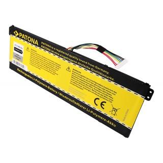 Batteria per Acer Aspire E5 / E11 / E15 / V3, 2200 mAh
