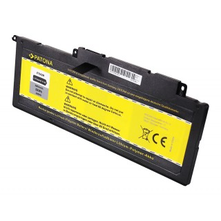 Batteria per Dell Inspiron 15-7537, 3900 mAh