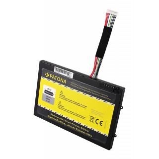 Batteria per Dell Alienware M11x / M14x, 4250 mAh