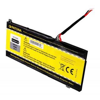 Batteria per Acer Aspire V15 Nitro / VN7, 4600 mAh