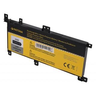 Batteria per Asus X556 / X556UA / X556UB, 4200 mAh