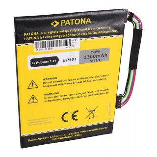 Batteria per Asus Transformer TF101, 3300 mAh